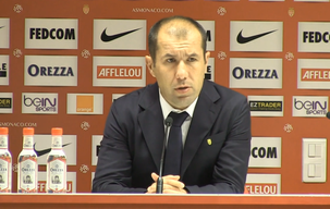 Jardim rues tiredness after PSG defeat