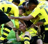Borussia Dortmund 5 Cologne 0: Aubameyang, Philipp bag braces as BVB return to the top