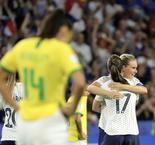 France Get Past Brazil In Extra Time And England Top Cameroon At Women's World Cup