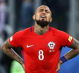Thank you for everything - Vidal hints at Chile exit