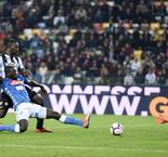 Serie A: Udinese 0 Napoli 3