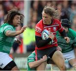 Newcastle relegated as Sarries thrash Exeter