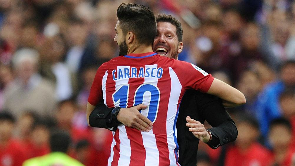 Diego Simeone relaxed over Theo Hernandez future