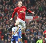 Rooney equals record to send holders through