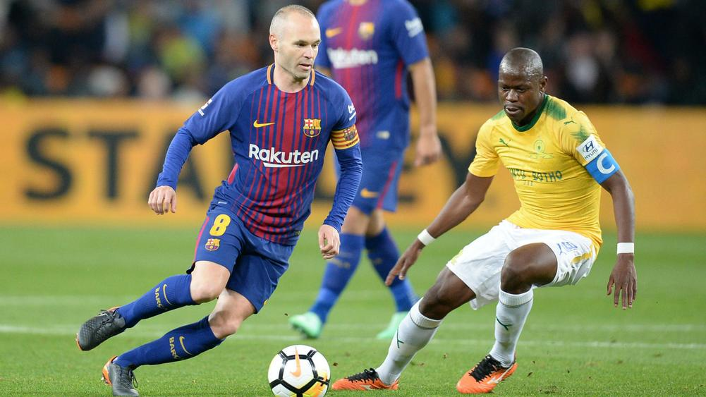 Messi, Coutinho left out of Barcelona starting team against Sundowns