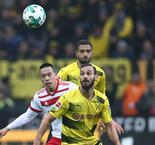 Dortmund not treating Europa League as 'losers' cup' - Toprak