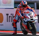 Petrucci Steals Spotlight On Day 1 at Misano