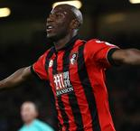 Bournemouth 2 Swansea City 0