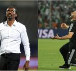 Senegal v Algeria: Friends Cisse and Belmadi do battle for AFCON history