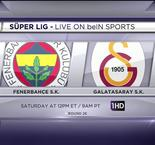 Old Rivals Fenerbahce And Galatasaray Clash Again