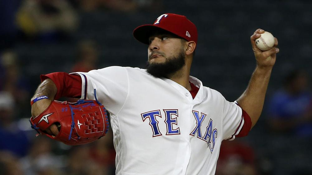 Rangers Pitcher Killed and Ate Bull Responsible for His Arm Injury