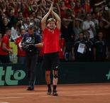Darcis in awe of inspired Goffin