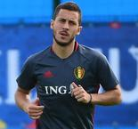 Hazard prepared for Conte audition