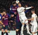 Pique: Ramos should've been sent off