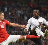Switzerland 0 France 0: Hosts seal first place in Group A