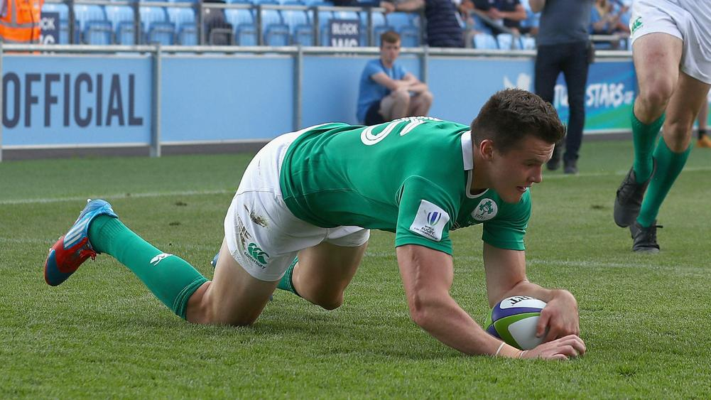 Ireland defeat Pumas 28-19 to sweep home tests