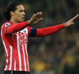 Pellegrino expects Van Dijk to stay at Southampton