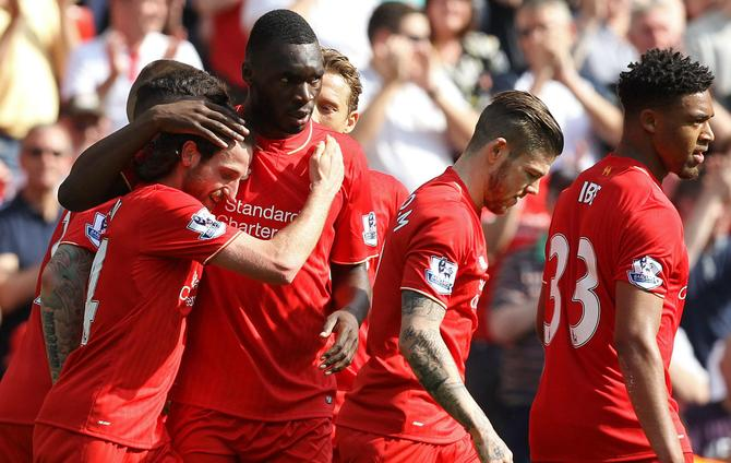 Liverpool Maintain Home Form Against Watford