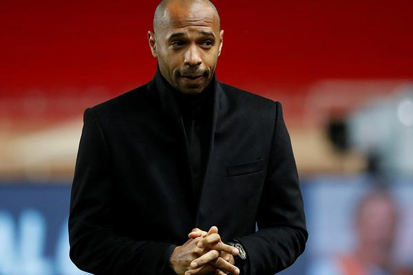 3. Thierry Henry