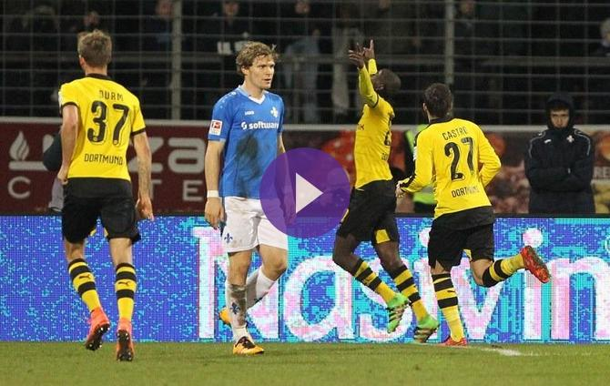 Darmstadt Dortmund Highlights