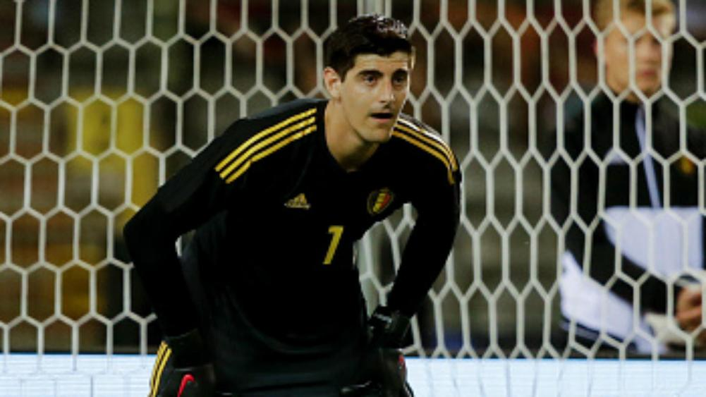 e78c2f98e Courtois  Belgium Can Go Far But Are  Outsiders  Rather Than Favourites