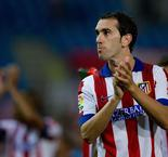 Godin agrees new Atletico Madrid deal