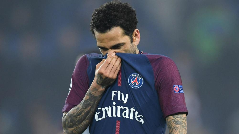 Dani Alves expected to be fit for World Cup despite knee ...