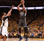 NBA/Play-offs: les Warriors Durant et Thompson coulent les Spurs