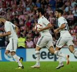 Isco Equalizes For Real Madrid Against Athletic Club