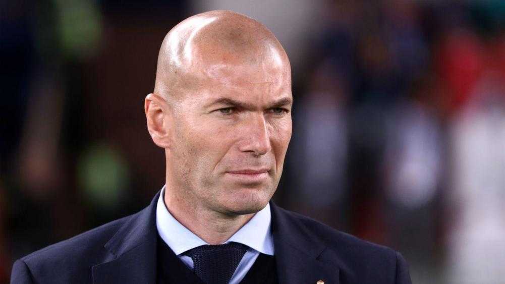 Zinedine Zidane voted French Coach of the Year