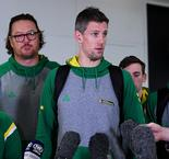 Basketball Australia will not appeal FIBA sanctions for Philippines brawl