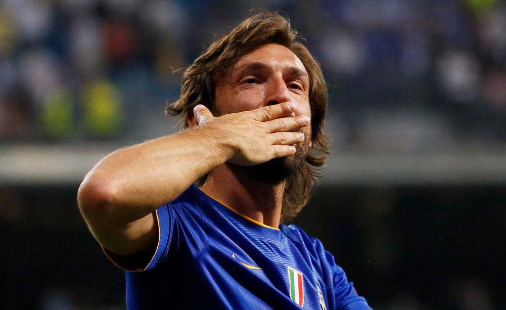 Image result for Andrea Pirlo: Former Italy international announces retirement