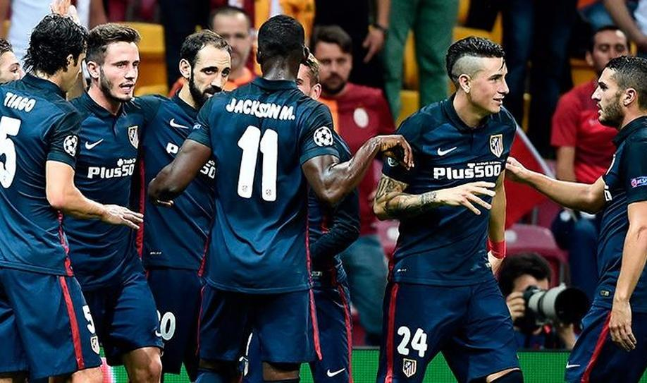 Galatasaray 0-2 Atletico Madrid