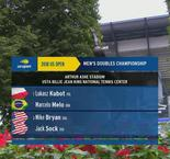 US Open: Double - Finale