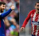 Messi: Barca need Griezmann for Champions League