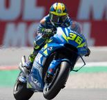 Suzuki Rookie Mir Absent Again At Silverstone