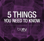 5 things you need to know...
