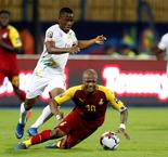 Ghana 2 Benin 2: 10-man Black Stars open AFCON campaign with disappointing draw