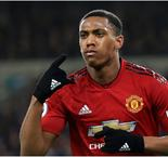 Martial signs on at Manchester United