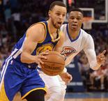 NBA : Les Warriors éclipsent Oklahoma City