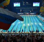 FINA not aware of evidence of systemic doping in Russian swimming
