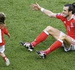 Wales warned for on-pitch family celebrations
