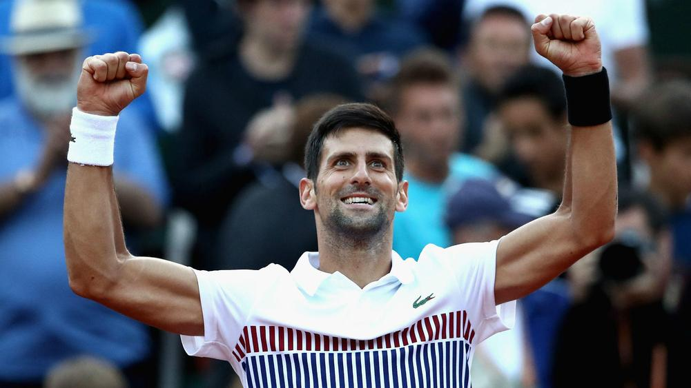 Djokovic dumped out of French Open