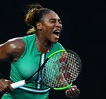 Four-time champ Serena returns with impressive win in Rome