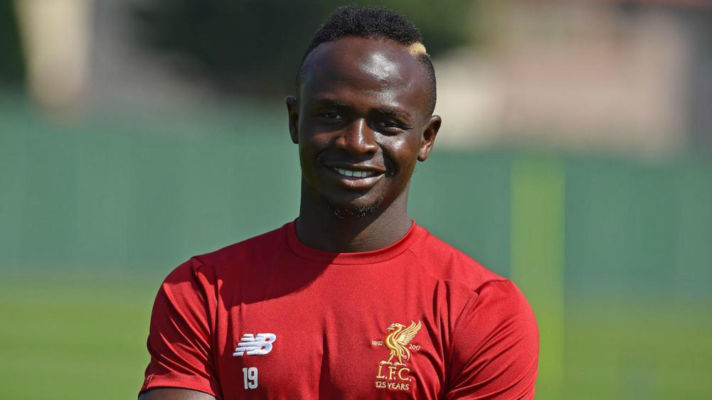 Mane closing in on Liverpool training return