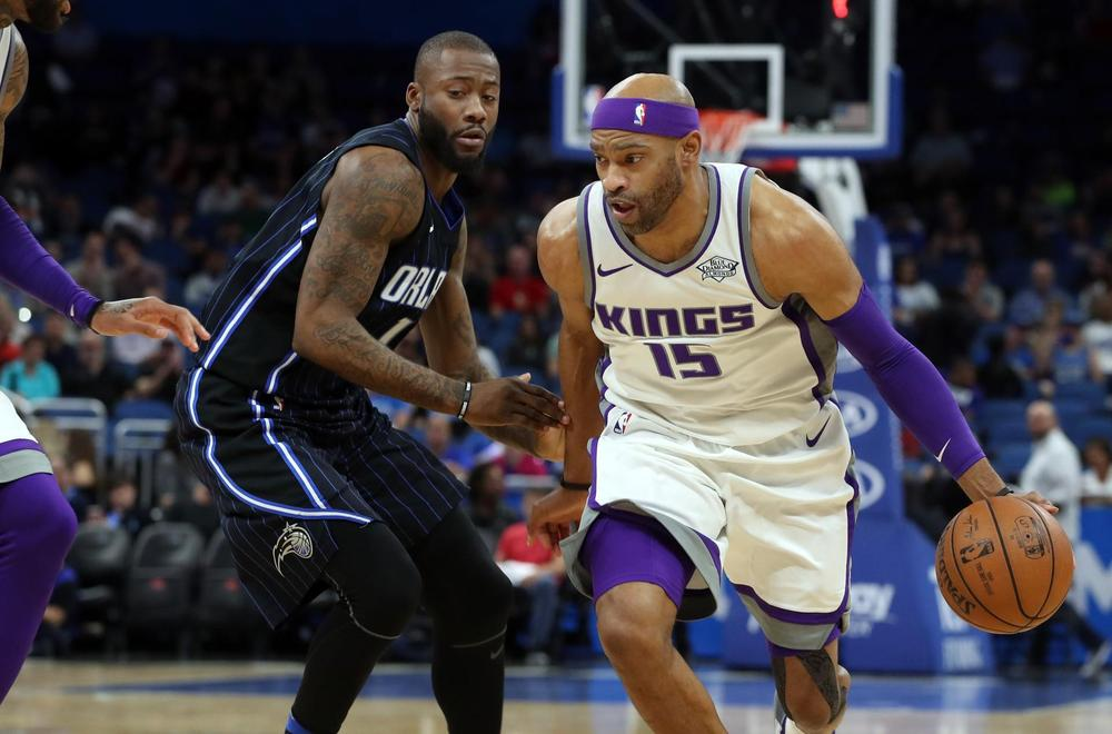 Vince Carter - Sacramento Kings