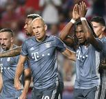 Sanches Sinks Benfica In Bayern Munich Win