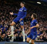 Morata double maintains Chelsea's momentum