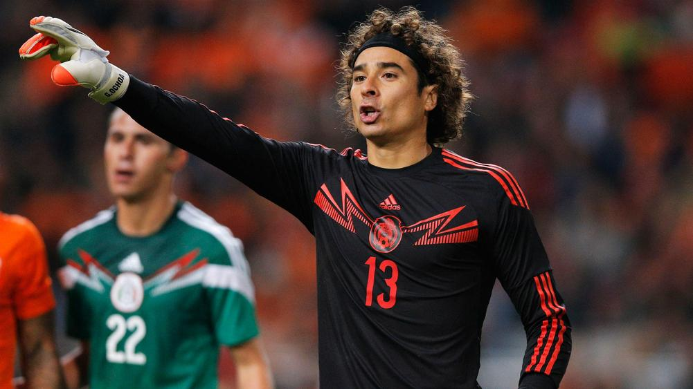a5de7b315e8 Guillermo Ochoa Grateful For Malaga Opportunity