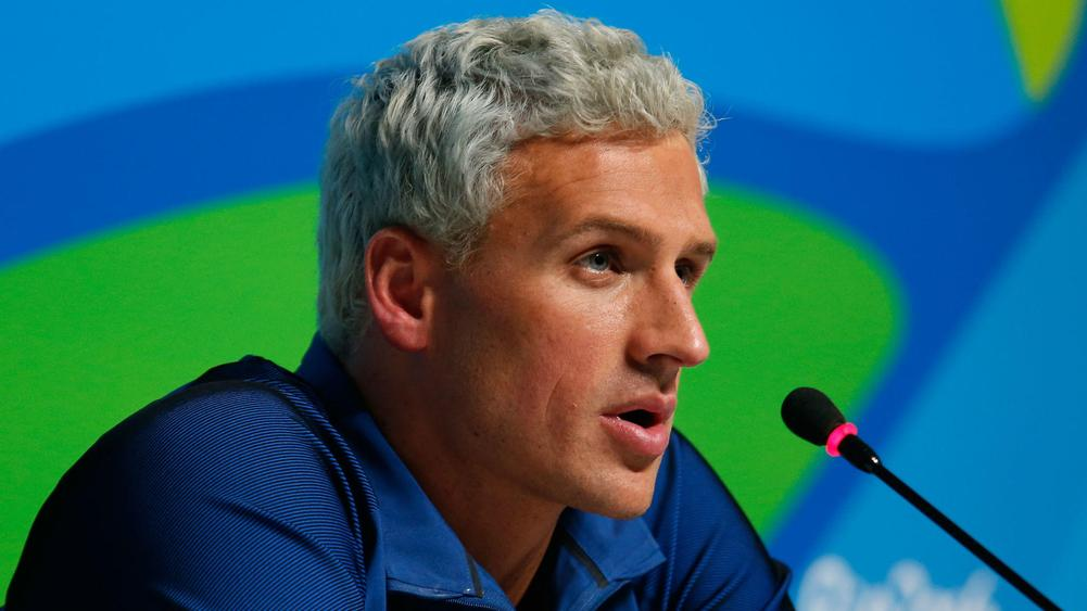 sports olympics ryan lochte apology